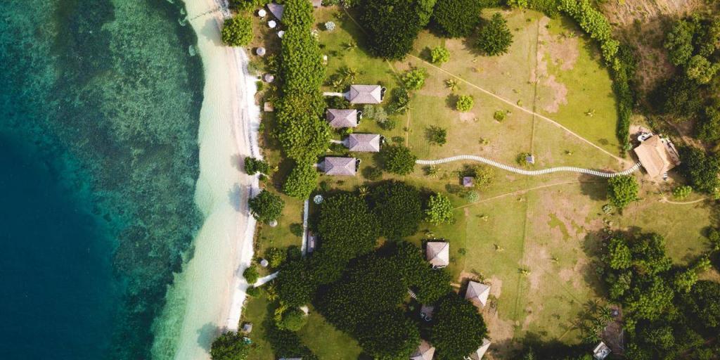 indonesia gili asahan pearl beach resort